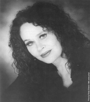 Karen Black Moonday poetry reading